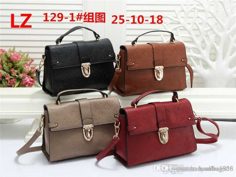 2020 GD O melhor preço Alta qualidade de lona bolsa de ombro mochila bolsa carteira 129