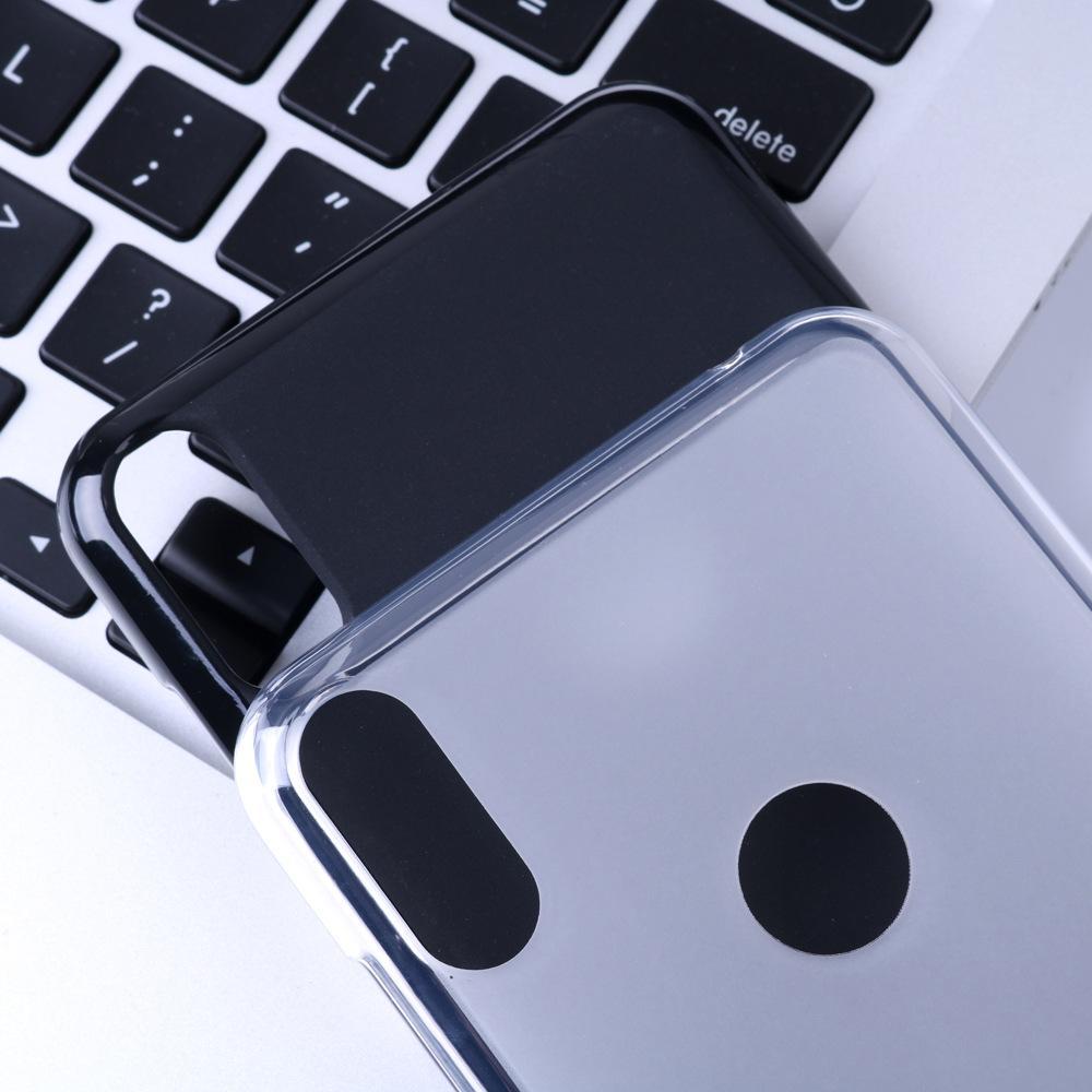 Asus Zenfone Max için Yumuşak TPU Telefon Kılıfı Pro M1 ZB602KL ZB555KL 5 ZE620KL M2 ZB633KL Tampon silione Koruma Zırhı Couqe Capa
