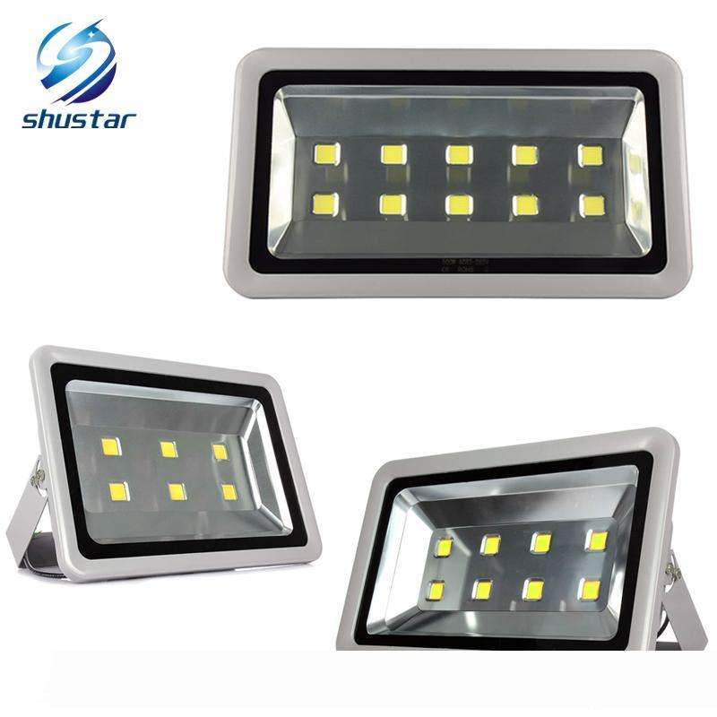 300W 400W 500W Led Floodlights Landscape Lighting IP65 LED Flood Light street Lamp spotlight street light outdoor