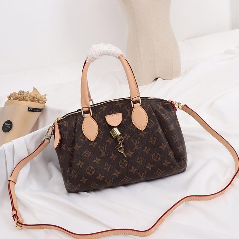 Entrega rápida Bag Womens Designer de luxo de couro com zíper Crossbody Bag Handbag Senhoras Bolsas de Ombro Lady Designer bolsas de lona Bolso Bandolera