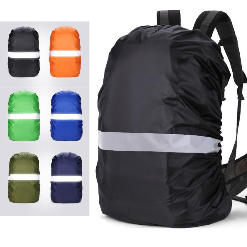 Camouflage Rain Cover Army Green Blue Waterproof Bag Backpack Camp Brand new