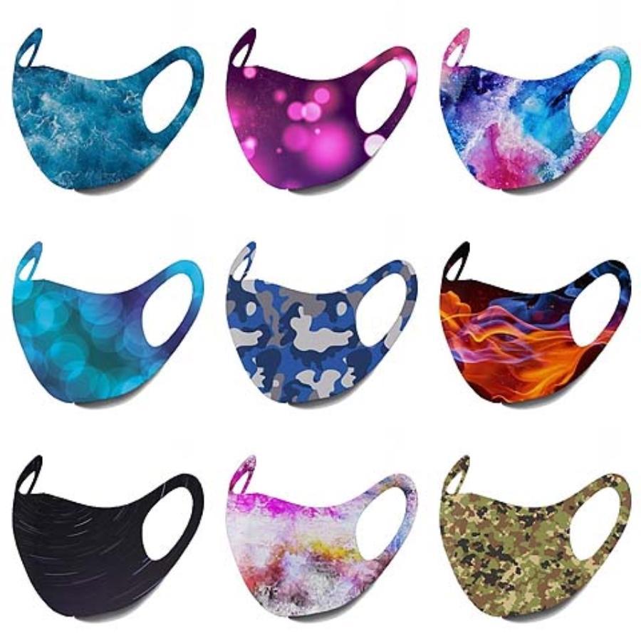 Listo para Japón Pitta Máscara Máscaras lavables cómodo esponja Máscaras anti-DT transpirable anti-niebla y la bruma # 252