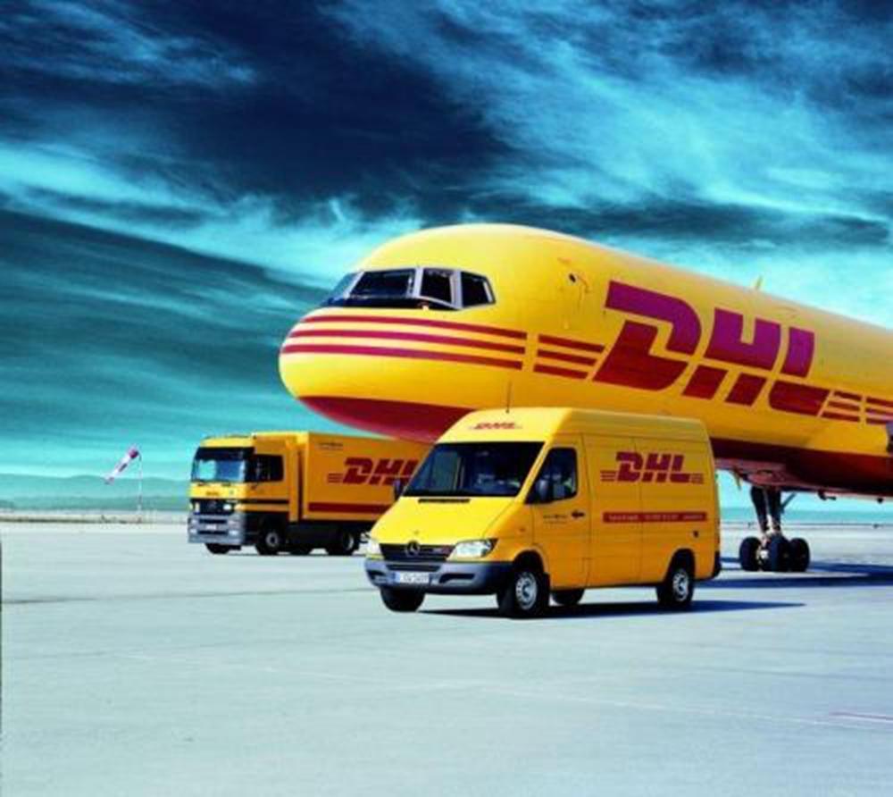 Enlace se utiliza para pagar el honorario alejado de DHL UPS Fedex