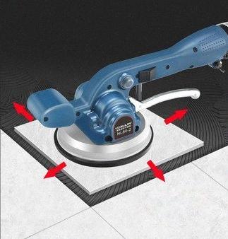 Автоматическое выравнивание Ручной электроинструмент пола Wall Инструменты Плитка Выравнивающая машина для Каменщики Вибратор беспроводной Tile Machine 96zn #