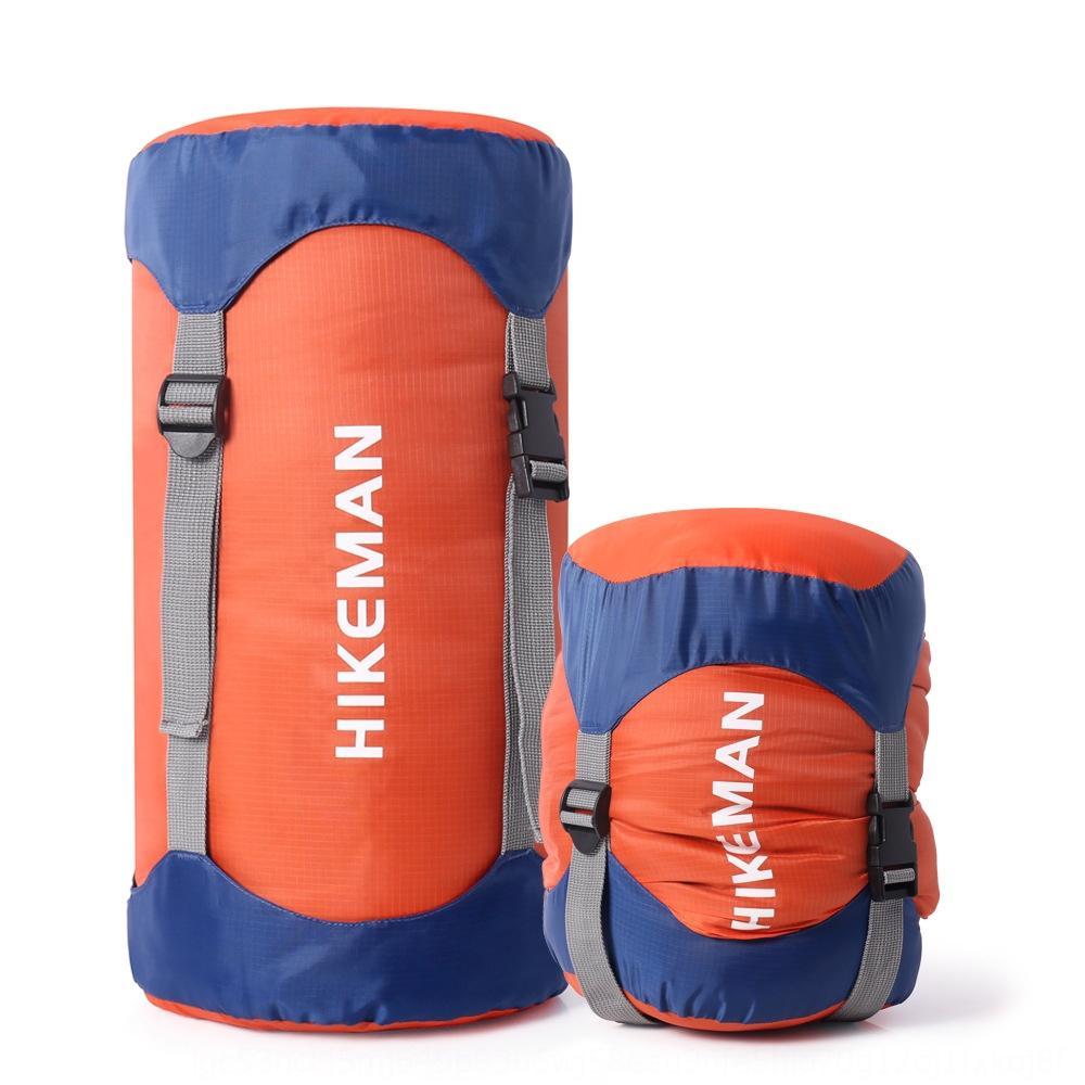 Rangement extérieur de stockage de compression de couchage Voyage le serrage sac de Voyage sac de couchage en coton grande