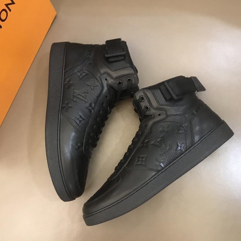 Nouvelle arrivée Rivoli Sneaker Boot Men '; S Chaussures Chaussures Automne et Hiver léger Vintage Taille Plus Dentelle -Up Hommes Casual Chaussures Scarpe Da