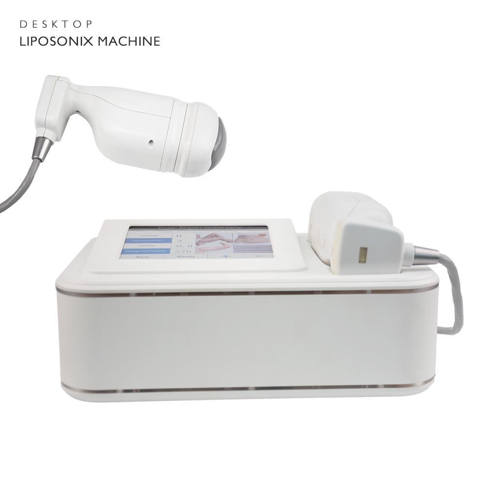 Przenośny korpus liposonix Odchudzanie Ultradźwiękowy Maszyna do liposukcji Profesjonalna redukcja tłuszczu HIFU Ultrashape Plus sprzęt