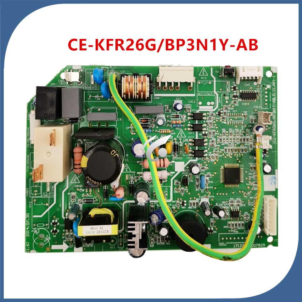 klima bilgisayar tahtası CE KFR26G / BP3N1Y-AB-AB KFR26G / BP2N1Y-AB 202302130973 panosu için Orijinal kullanılan