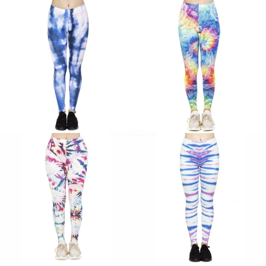 2047 taille haute Atheltics Yoga Lpeggings capris pour dames Sport élastique Fitness Leggings Slim Courir Pantalons Gym # 875