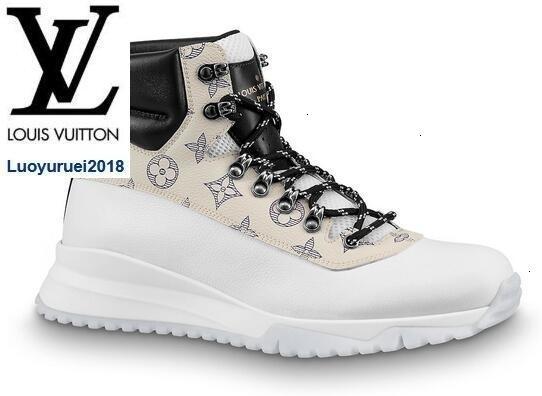 luoyuruei2018 Uomini Canyon sneaker avvio 1A49GV Esecuzione STIVALI FANNULLONI DRIVER BUCKLES doposci sandali Abito scarpe