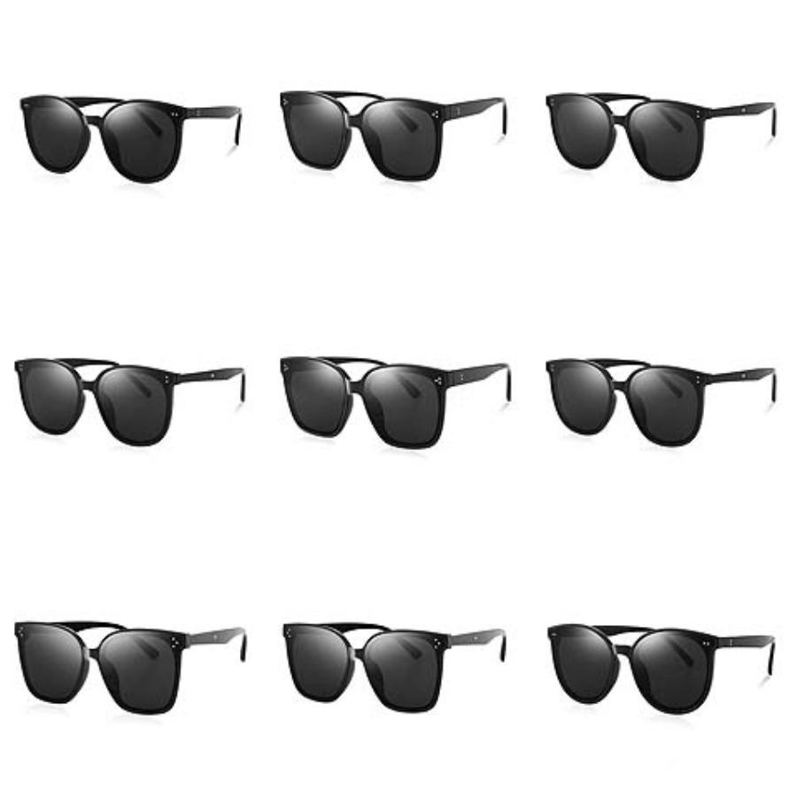 2020 Italy Brand Designer Pilot Sunglasses Women Oversized Pearl Frame Crystal Sun Glasses For Female Male Clear Goggle Eyewear UV400 W10#111