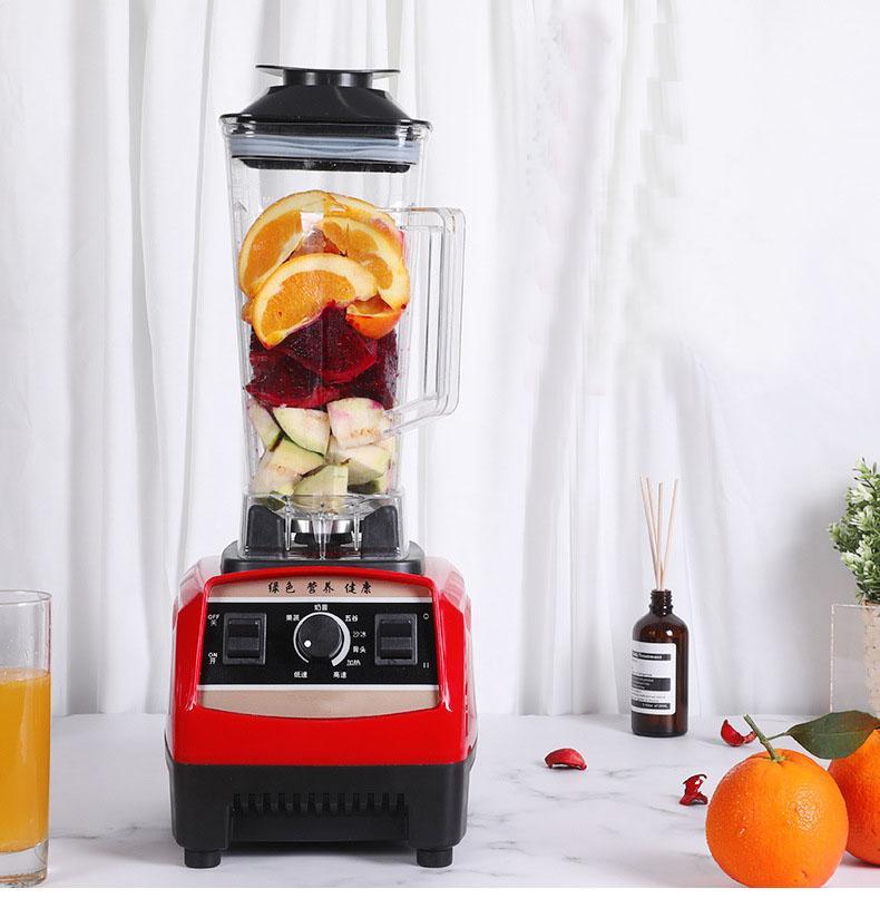 جديد متعدد الوظائف آلة جدار كسر المنزلية خلط عصير ويضغط آلة