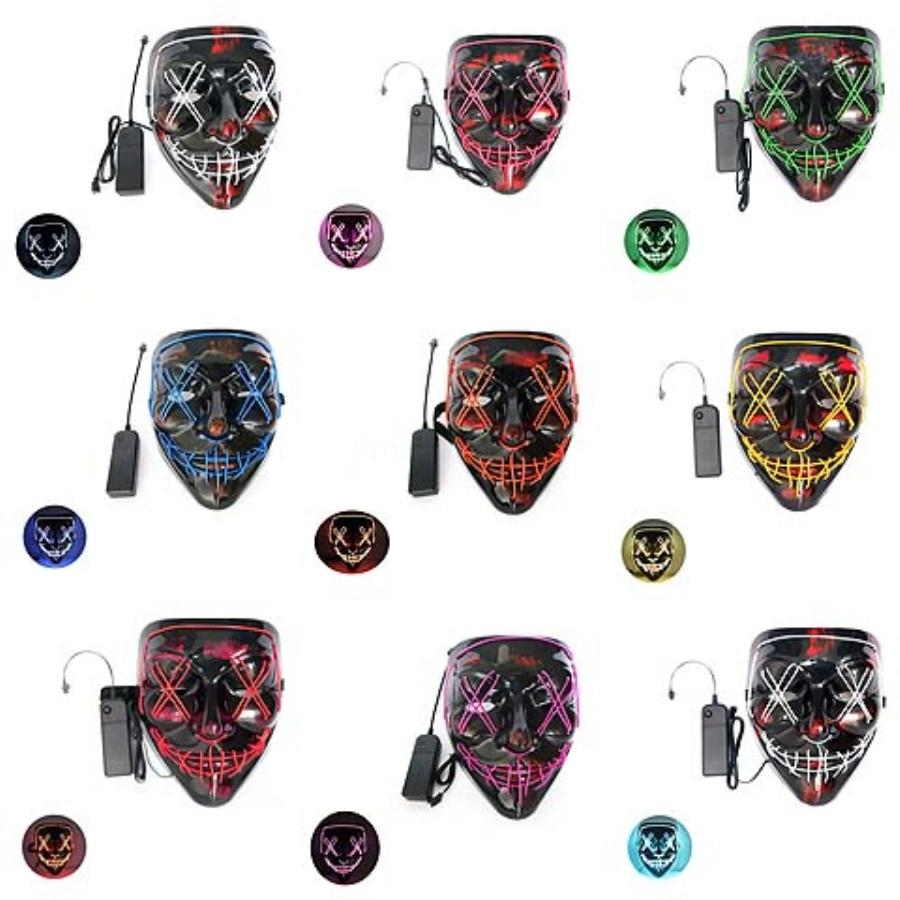 Black Bear Mouth Face Mask Anti-Dust Panda Cotton Funny Pattern Masquerade Cosplay Costume Party Mask Xmas Halloween AN2371#301