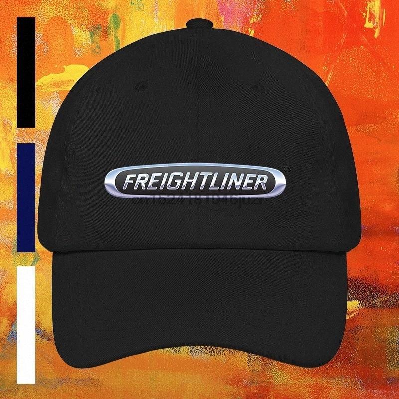 Горячие Новые моды Freightliner Trucks шляпы бейсболки гольф Cap Unisex Регулируемый размер oEDD #