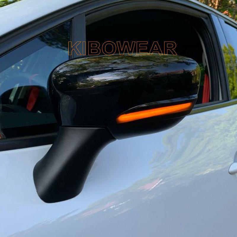 Dynamische Blinker für KAPTUR J5 H5 2013 2014 2020 Clio IV 4 4 BH Grandtour KH CAPTUR LED Blinker Licht Spiegel