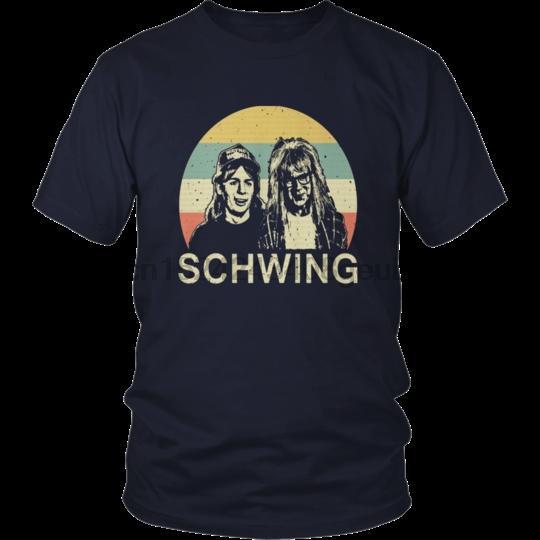 Schwing T-Shirt Waynes Welt Hemd