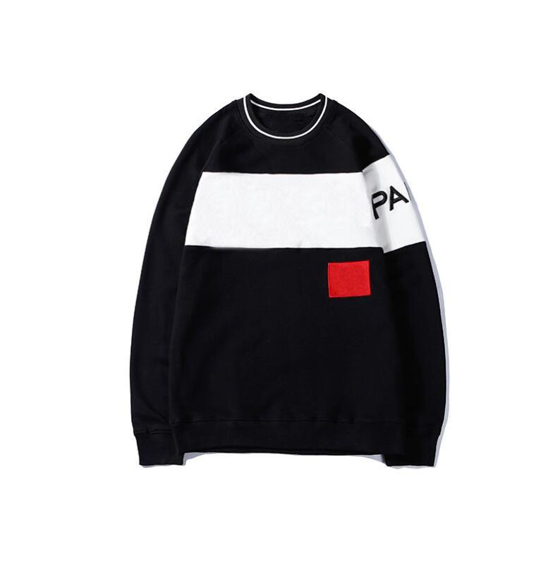 20FW Hoodie 디자이너 스웨터 남성용 가을 풀오버 스웨터 스웨터 스웨터 편지 패션 망 스웨터 의류 S-2XL-