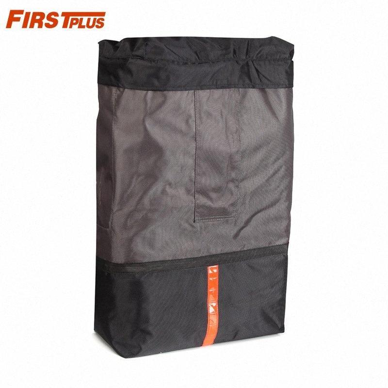 Outdoor-Reisen High Capacity Rucksack Cargo-Tasche SUV Ersatzabdeckung Werkzeug Tyre Aufbewahrungstasche Gepäck Multi Pocket Rucksack gOD6 #