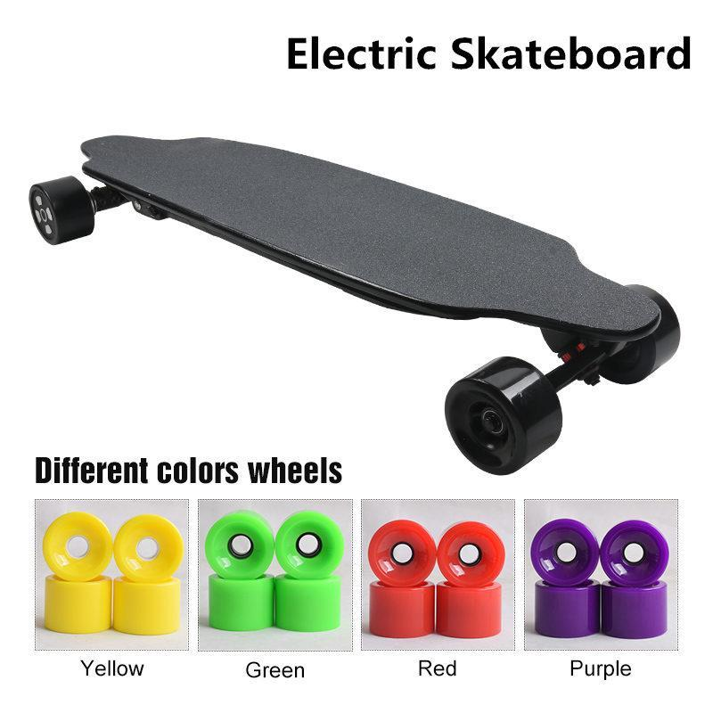 Manke Stock 4 Wheel Remote Electric Skateboard Control Off Road 40km/h Mountain Sports 11A Boosted Skateboard Electric scooter MK036