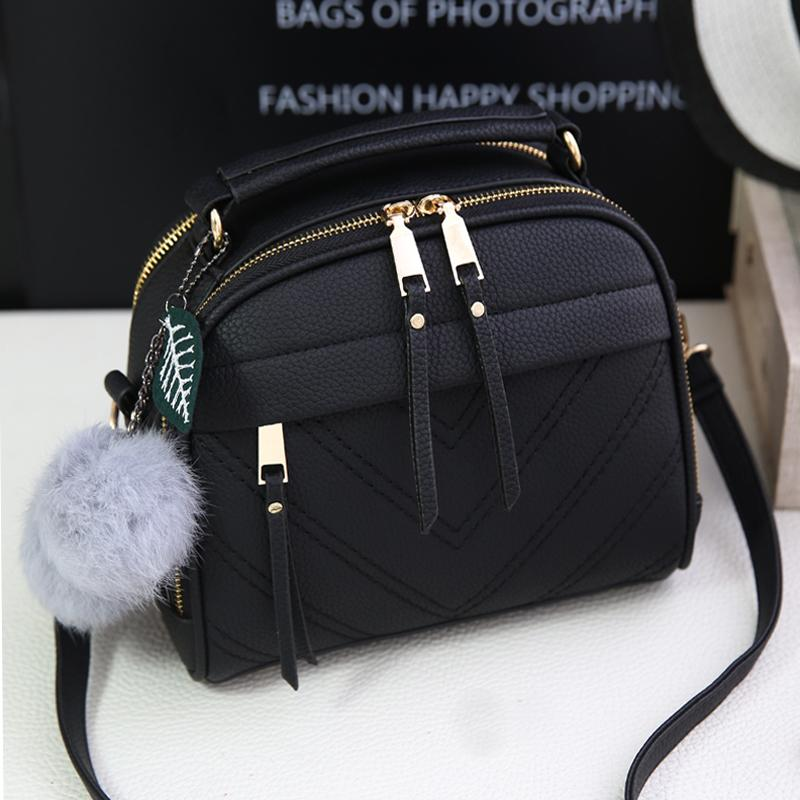 Femme Messenger New printemps / été chaud Incliné sacs à bandoulière en cuir Handbagss de la femme Mesdames bagss main