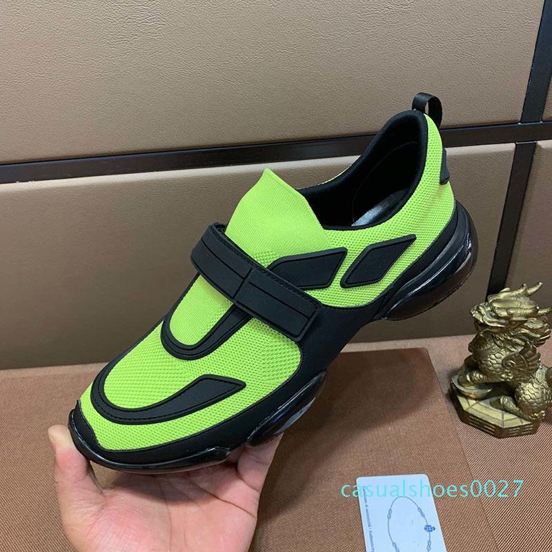 erkek ayakkabı tasarımcısı moda son tasarımcı spor ayakkabısı eşsiz tasarımı, yüksek kaliteli Cloudbust ayakkabı boyutu 38-44 modeli C27