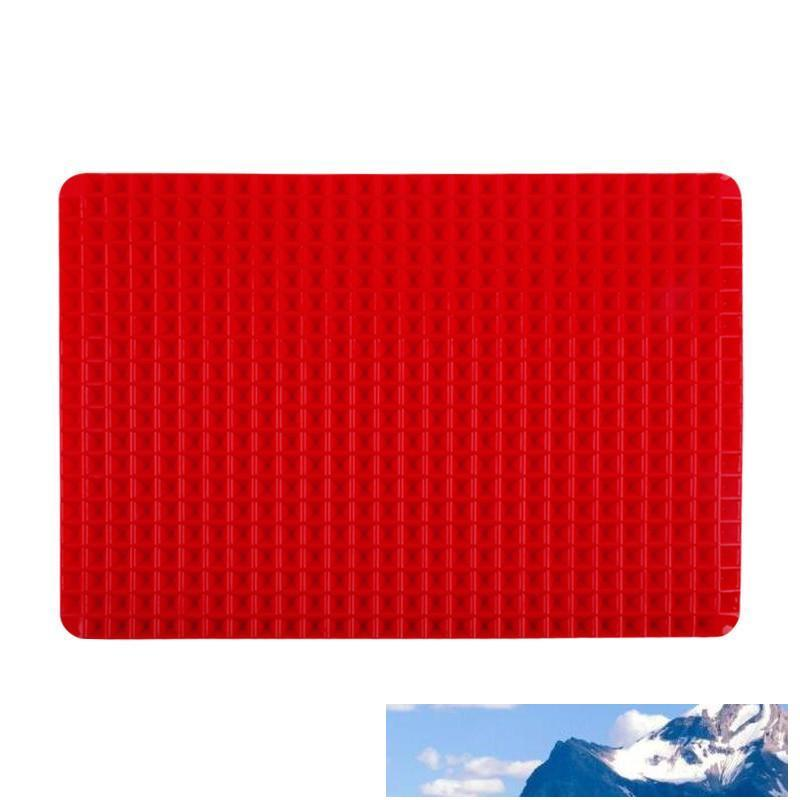 2020 Silicone Cooking Mat Kitchen Utensils Household Fat Reducing Textured Non Stick Pyramid Pan Microwave Oven Baking Pad Kitchen Tool From Freelady 3 34 Dhgate Com
