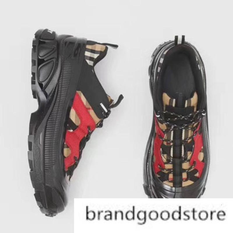 Nuovo Sneakers alta piattaforma scarpe da ginnastica in pelle di qualità delle donne dell'uomo le scarpe di lusso Womens formatori mocassini scarpa bianca aria Espadrillas shoe09 024