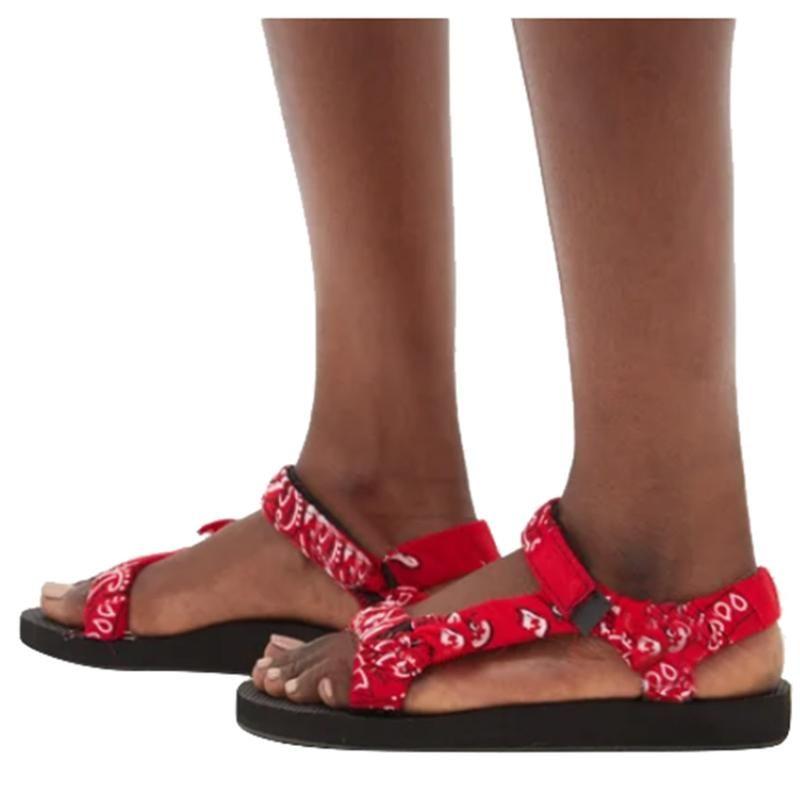 2020 Yaz Kadın Sandalet Kadın Bayanlar Moda Günlük Daire Sandalet Plaj Nefes Ayakkabı Sandalias de mujer #Z