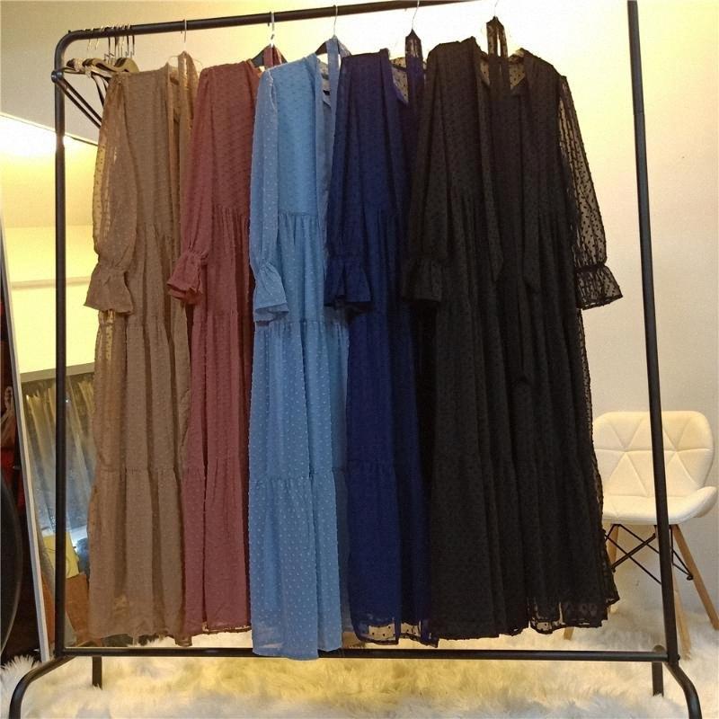 vestidos largos plus Größe Kleider Sommer lang Verband Frau Kleid 2020 Robe ete femme longue ropa mujer sukienki koreanische Art und Weise 84dr #