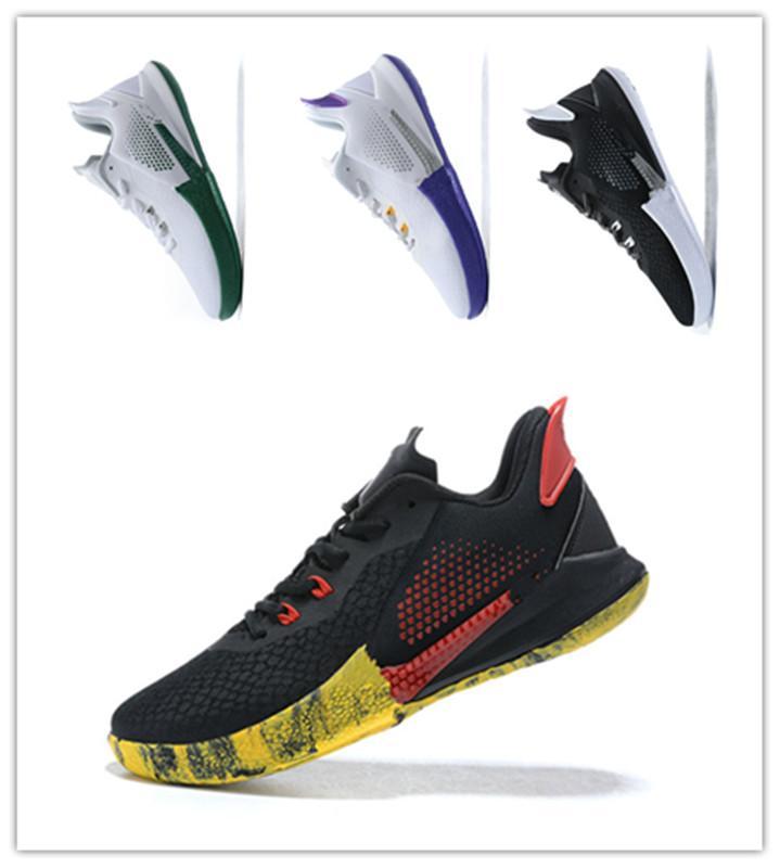2020 Classics Mamba Fury EP Mens-Jungen-Basketball-Schuhe Rosa Lila Hochwertige Turnschuhe Sport Sneakers Outdoor-Baskets des chaussures