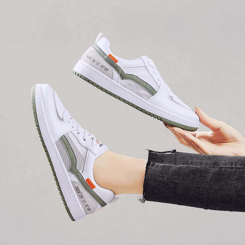 estate 2020 estate nuovo studente respirabile bianco Scarpe sottile maglia scarpe casual scarpe scarpe delle donne vuote