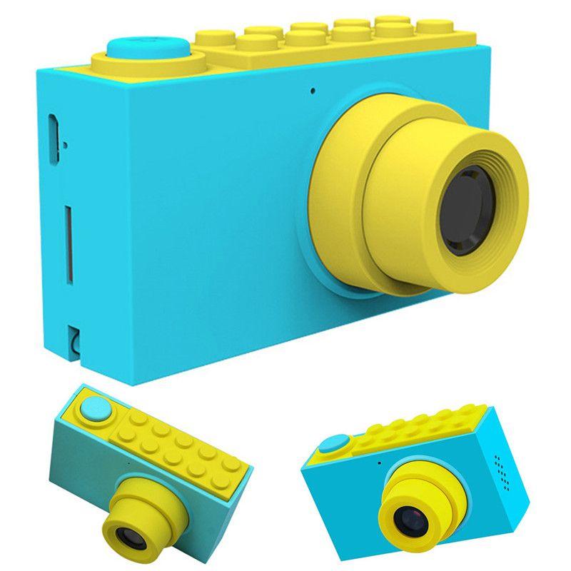 "Kids Children Digital Camera 2.0"" LCD Mini Camera Cute Birthday Christmas Gifts Waterproof Digital Cameras"