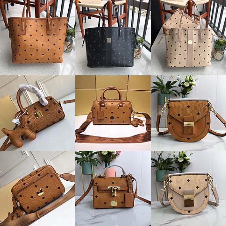 Acolchoado Bag Set Mulheres 2020 Leather Tote Cadeia Designer Lady Crossbody Moda de Alta Capacidade Shopper Marca Bolsa de luxo # 452