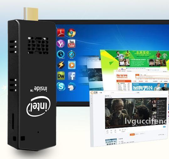 Brand new cheaper price Quad core Z8350 Win10 mini computer 2GB 32GB pocket computer mini tablet pc