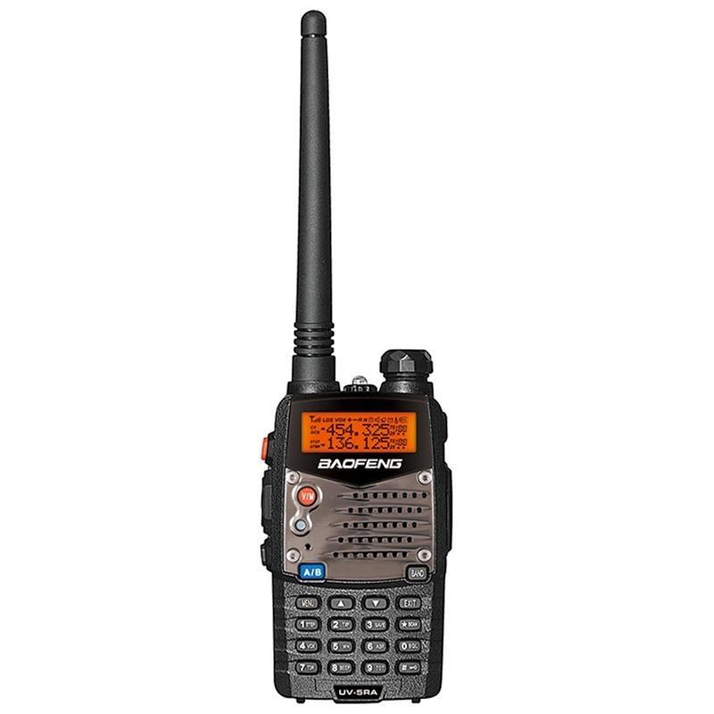 Baofeng UV-5RA Walkie Talkies Scanner Radio VHF UHF Dual Band Cb Ham Radio Transceiver 136-174 400-470 5W baofeng UV 5RA