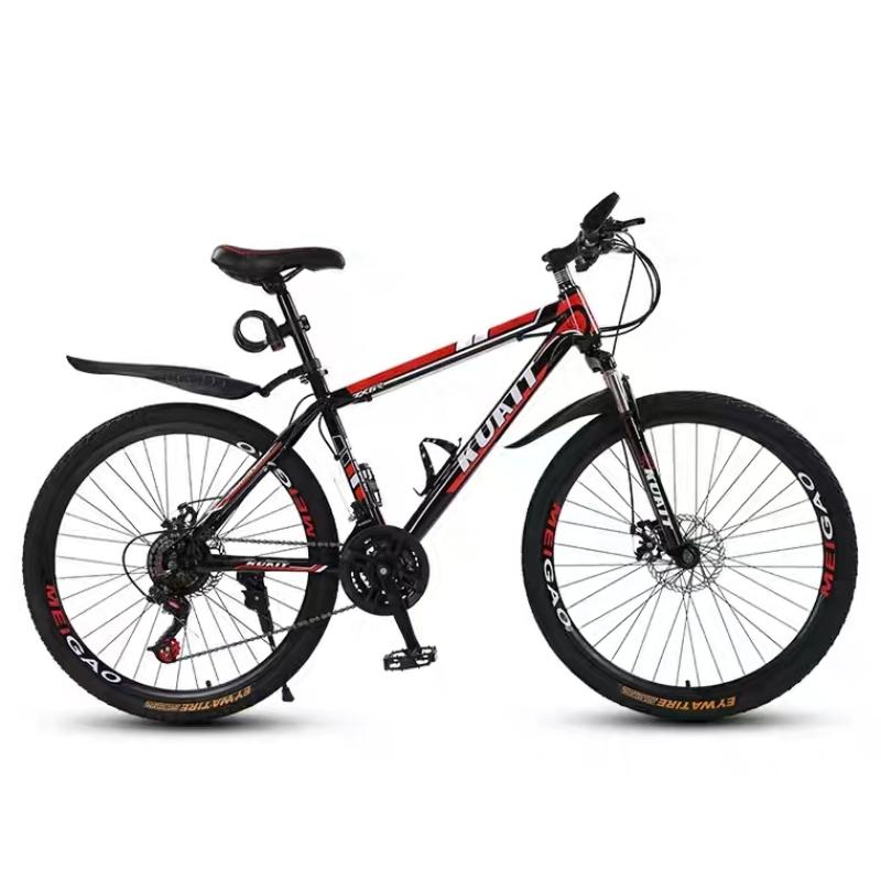High carbon steel 21speed 24 inch tourism Bicycle students cycling