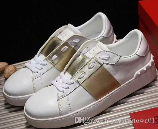 Europa Mode Sneaker Confort Chaussures Casual Chaussures Sport Chaussures Decontractees Designer Femmes Skate Formateurs Low top 35-46