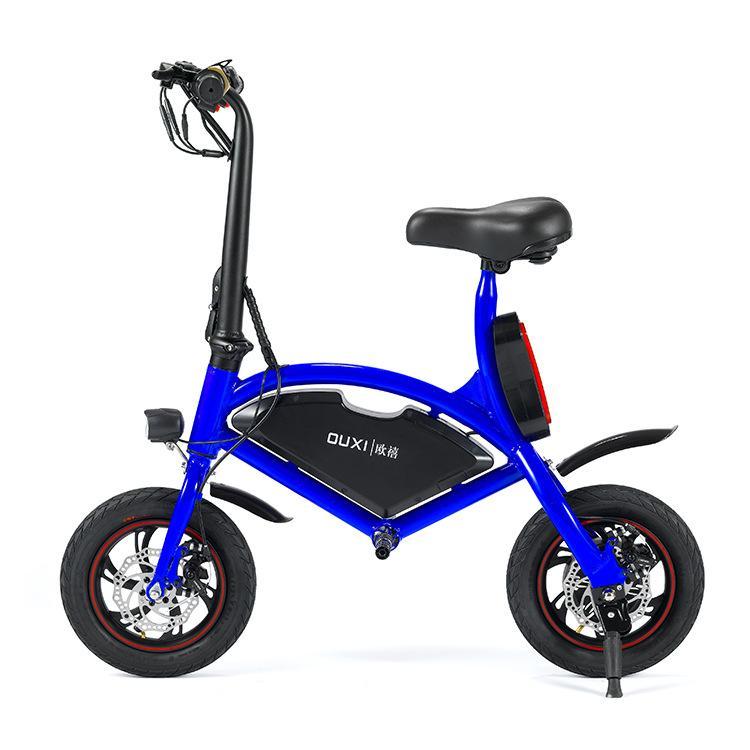 بطارية ليثيوم سكوتر سكيت شنتشن مصنع Huituo Mingtong المباشر اثنين عجلة الأوروبية CE دراجات كهربائية