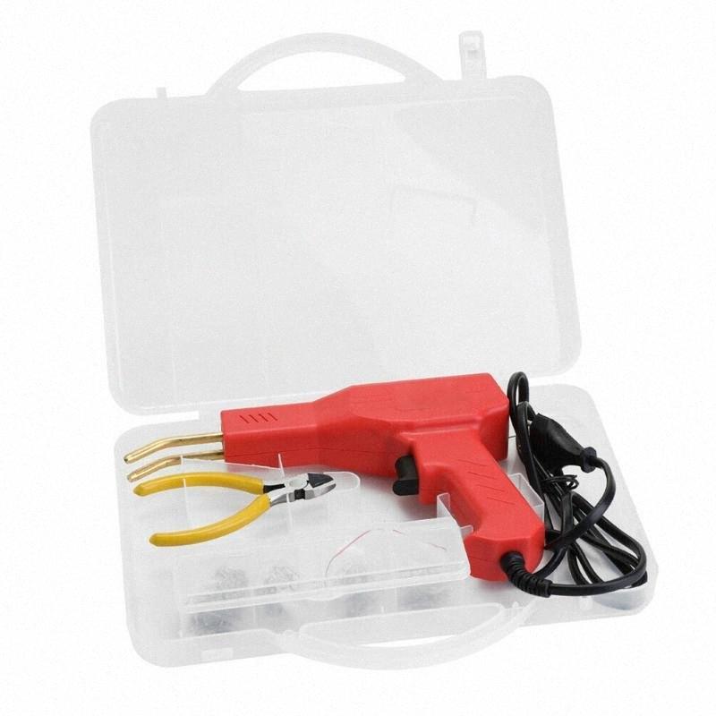 Saldatori Garage Strumenti Hot Staple kit di riparazione del PVC per veicolo Paraurti Car dashboard TN99 ELAZ #