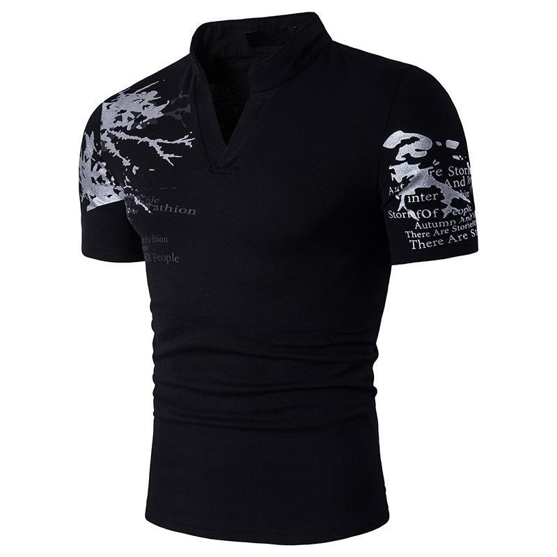 Erkek T Shirt 2020 Yeni Geliş Tasarımcı Moda Günlük Yüksek Kaliteli Yaz Kısa Kollu 4 Renkler PH-SL200613
