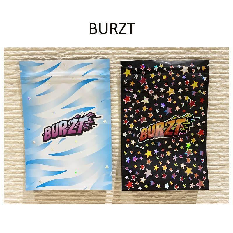 BURZT bolsa de la primera división exóticas Joker Runtz LOCO BOLSA ZOURZ SHARKLATO THKAX olor bolsas resistentes a Vape Embalaje de hierba seca vaporizador upeyp