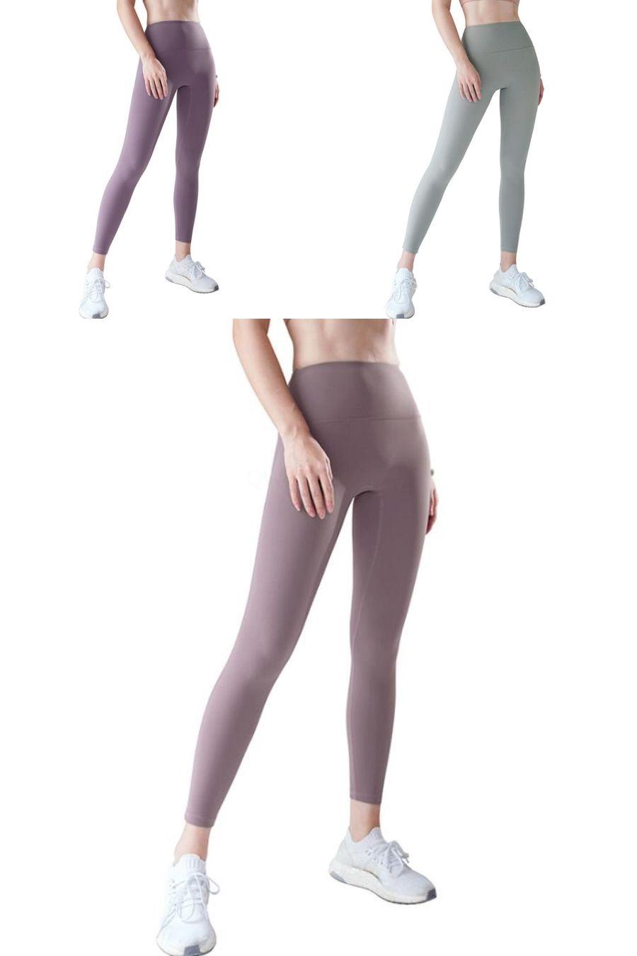 2020 Athleisure Leggings pour les femmes Mesh Splice Fitness Leggins Pantalons Slim Noir Legging Taille Plus YWYS1095 # 722