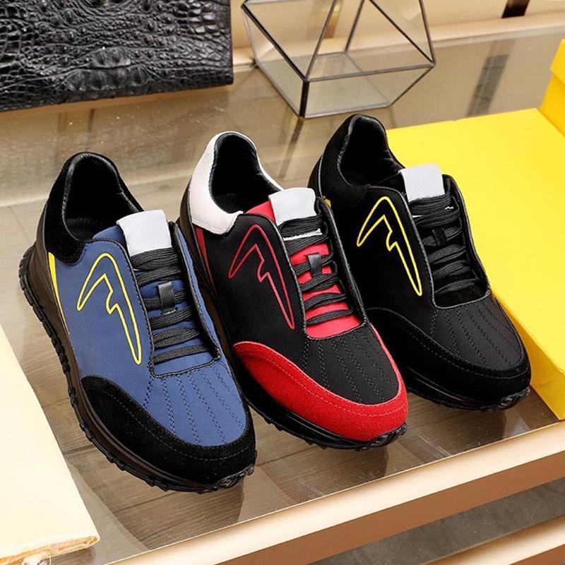 Scarpe di alta qualità Scuba Bassi -Tops Sneakers Mens scarpe traspiranti autunno e l'inverno Lace -Up Men Casual Shoes Chaussures De Sport Pour Homme