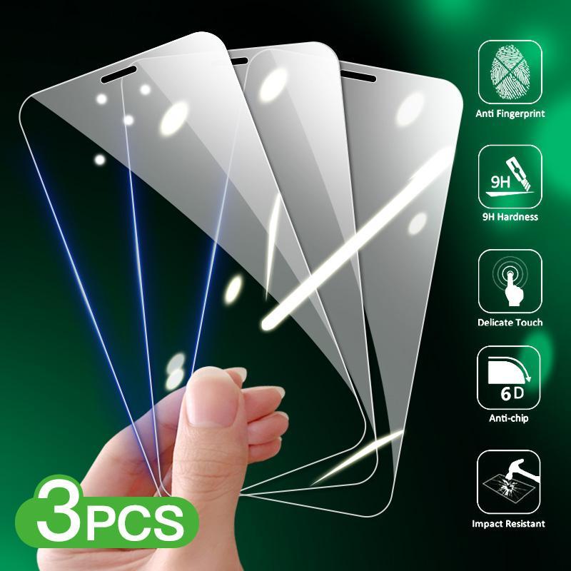 9h закаленное стекло на Iphone для Se Screen Protector 9h Anti-взрыв Защитная пленка стекла Iphone 11 Pro X Xr Xs Max