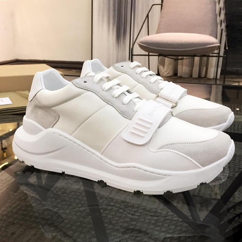Hommes Chaussures de sport Chaussures Mode respirant Taille Plus haute qualité d'été Chaussures pour Hommes Chaussures Hommes Casual Luxury London Zapatos De Hombre