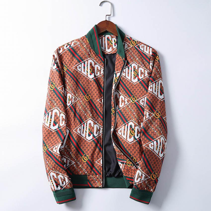 2020 nouveaux sports veste occasionnels haute atmosphère de fin d'hiver veste veste de luxe pour hommes sweat à capuche M-3XL