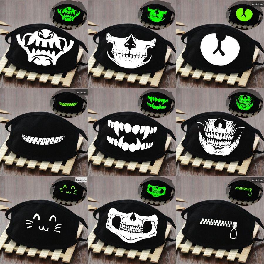 Harf Baskı Stil Moda Toz Korumalı Yıkanabilir Nefes # 269 Maskesi