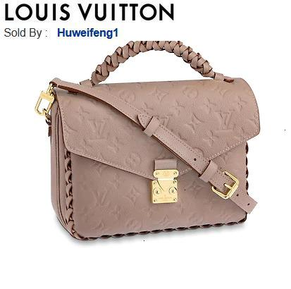 huweifeng1 POCHETTE METIS M43941 HANDBAGS SHOULDER MESSENGER BAGS TOTES ICONIC CROSS BODY BAGS TOP HANDLES CLUTCHES EVENING