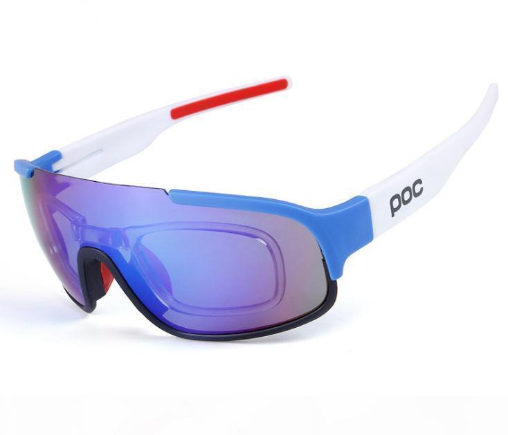 Мужчины очки Велоспорт очки спортивные очки Crave Велоспорт Солнцезащитные очки поляризованные женщин Сменная 3 объектива велосипеда очки очки ж Box