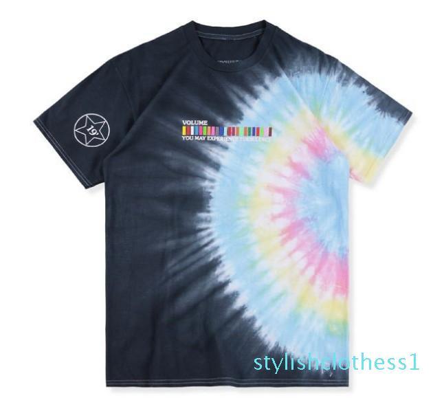camicia Travis Scott Astroworld Festival Happy Face Tee di alta qualità T Uomini Donne Travis Scott Astroworld t-shirt c08s01